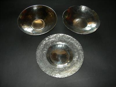 HAND RAISED BOWLS