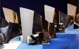 CHALLENGE TROPHIES by Melanie  Guy, Metal, mild steel, stainless steel